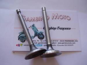 VALVOLE MOTORE HONDA GX160 - GX200