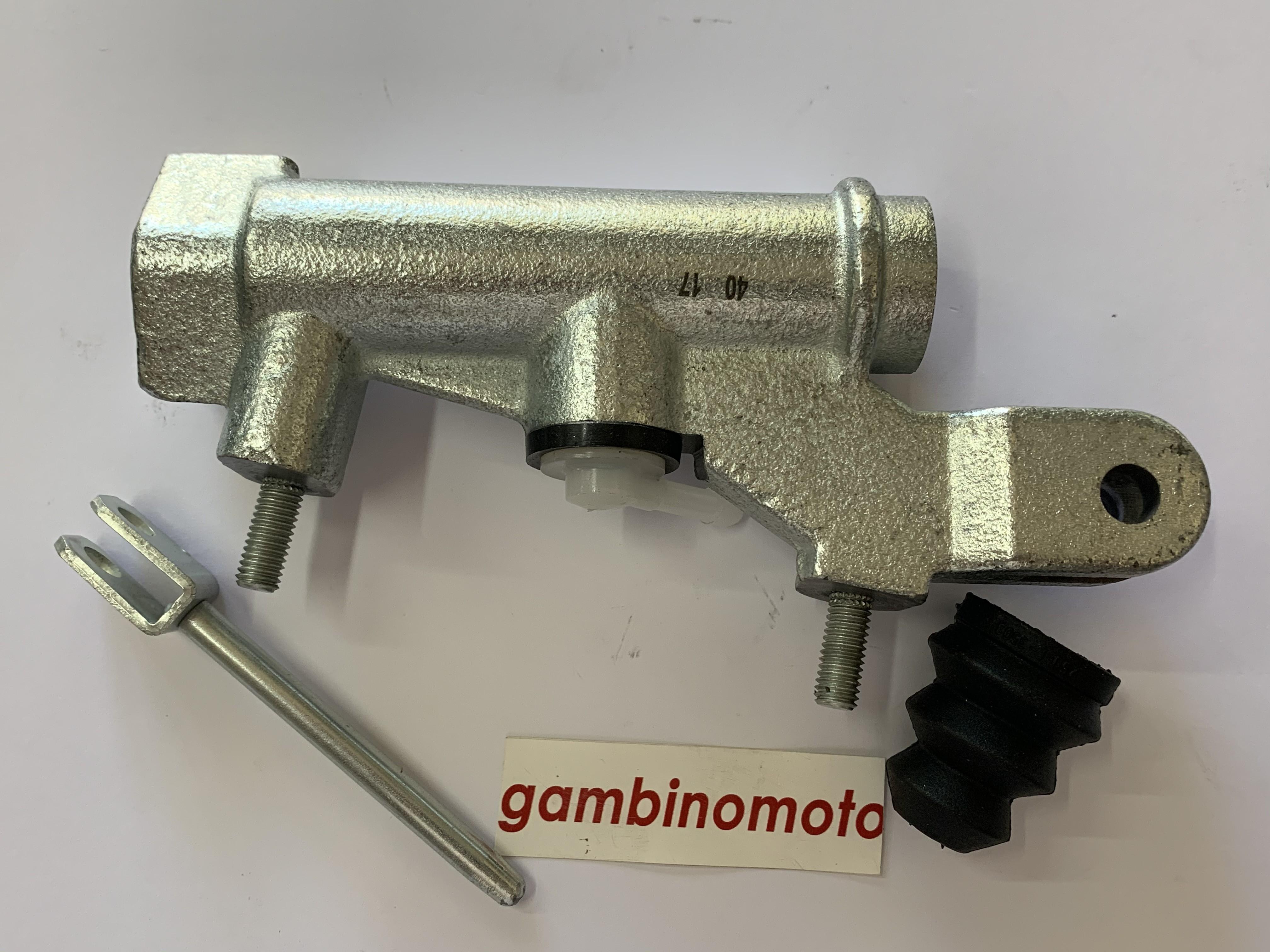 POMPA FRENO PIAGGIO APE MP 500 550 600 - 501 601 DAL 1978