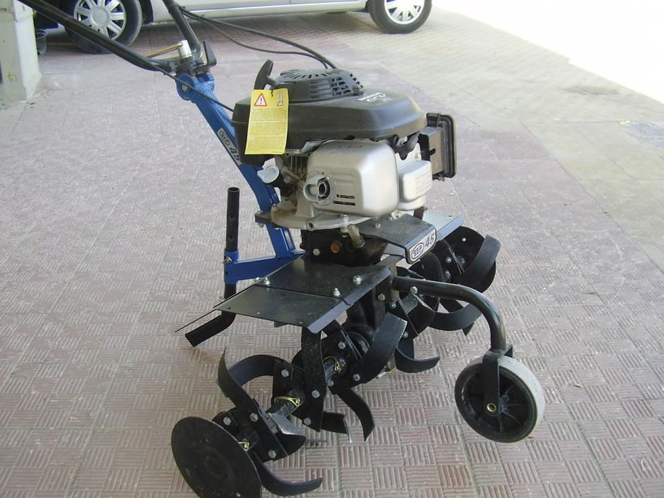 MOTOZAPPA SEP 45 MOTORE HONDA GCV160 CAVALLI 5