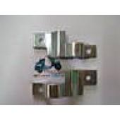 COPPIA STAFFE CAVALLETTO VESPA 125 VM1T>2T, U, VN1T>2T, 150 VL1T