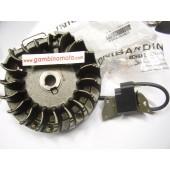 bobina accensione motore acme A-AT-180-220tipi vecchi  fino a matricola 126.000   rif.orig 106-110
