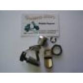 serratura sportello laterale completa vespa 50-90-125 et3