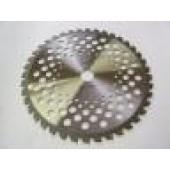 disco decespugliatore al curburo tipo sega 40tx255mmx25.4mm