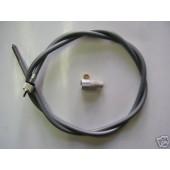 trasmissione contaclometri vespa 150 anno 64-65 mm-1050