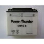 batteria per suzuki intruder vs 600/800 cb16-s 12/16