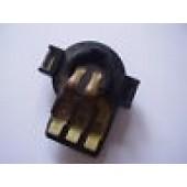 PORTALAMPADA FANALE PIAGGIO APE MP 500-600-601-APE CAR  MARCA SI