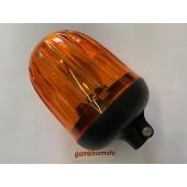 Lampeggiante girofaro base imbuto 12V, lampadina inclusa