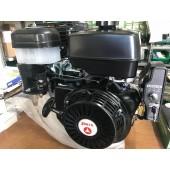 MOTORE BENZINA ZBM420  L3E 4 TEMPI ZANETTI DA 15 HP ALBERO CILINDRICO 25,4 MM AVVIAMENTO ELETTRICO VERSIONE MOTOZAPPA BETONIERA