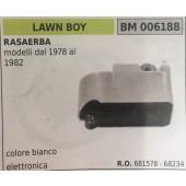 BOBINA BRUMAR ELETTRONICA LAWN BOY RASAERBA modelli dal 1978 al 1982 colore bianco