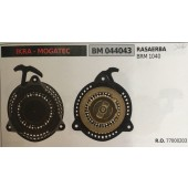 AVVIAMENTO COMPLETO BRUMAR IKRA - MOGATEC RASAERBA BRM 1040