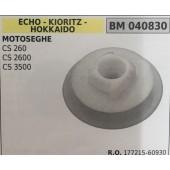 PULEGGIA AVVIAMENTO BRUMAR ECHO - KIORITZ - HOKKAIDO MOTOSEGHE CS 260 CS 2600 CS 3500