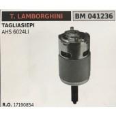MOTORE ELETTRICO BRUMAR T. LAMBORGHINI TAGLIASIEPI AHS 6024LI