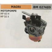 CARBURATORE A VASCHETTA BRUMAR MAORI MOTOPOMPE MP 40 H MP 50 X