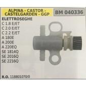 POMPA OLIO BRUMAR ALPINA - CASTOR -CASTELGARDEN - GGP ELETTROSEGHE C 1.8 E/ET C 2.0 E/ET C 2.2 E/ET A 180E A 200E A 220EQ SE 1814Q SE 2016Q SE 2216Q