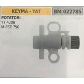 POMPA OLIO BRUMAR KEYMA - YAT POTATORI YT 4308 M-PSE 750
