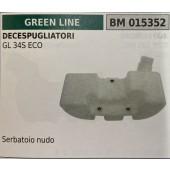BRUMAR SERBATOIO GREEN LINE DECESPUGLIATORI GL 34S ECO  Serbatoio nudo