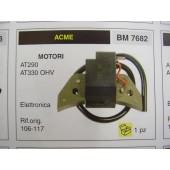 BOBINA ACCENSIONE ACME AT290 - AT330 OHV elettronica-rif.orig 106-117