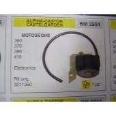 BOBINA ACCENSIONE MOTOSEGA ALPINA-CASTOR CASTELGARDEN 360-370-390-410