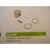 PISTONE - HUSQVARNA 372 DIAMETRO 50MM