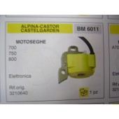 BOBINA ACCENSIONE MOTOSEGA ALPINA-CASTOR CASTELGARDEN 700-750-800
