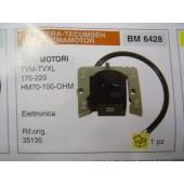 CENTRALINA ELETRONICA motori aspera-tecumseh-tecnamotor TVM-TVXL170-220-HM70-100-OHM  RIFERIMENTO ORIGINALE 35135