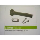 COLLETTORE ASPIRAZIONE GGP SV150