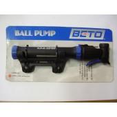 Gonfiatore / Pompa Mini Bici MTB / City Bike + Ago Per Gonfiaggio Pallone