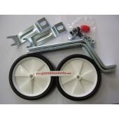 rotelle stabilizzatori x bici bimbo dalla 12 ALLA 20