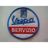 emblema piaggio servizio in stoffa