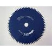 disco decespugliatore in acciaio a sega 255x1.4x70 t