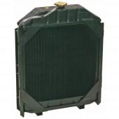 Radiatore per trattore adattabile al riferimento originale Cnh S5169275.