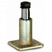 Colonnetta per idroguida lunghezza 389mm conicità C/6 (1:20)