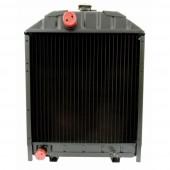 Radiatore per trattore adattabile al riferimento originale Landini 3666234M91.